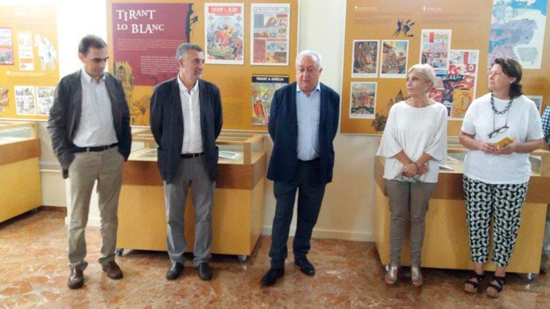 'La Corona d'Aragó dibuixada. Història i ficció'