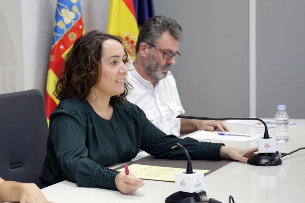 Glòria Tello presentà la 33 edició de la Mostra de València