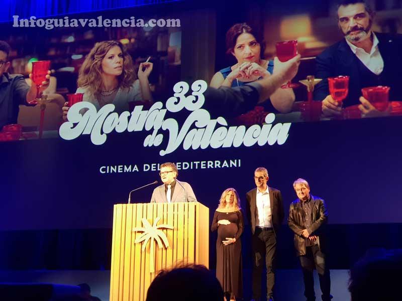 Gala Inaugural Mostra de València 2018