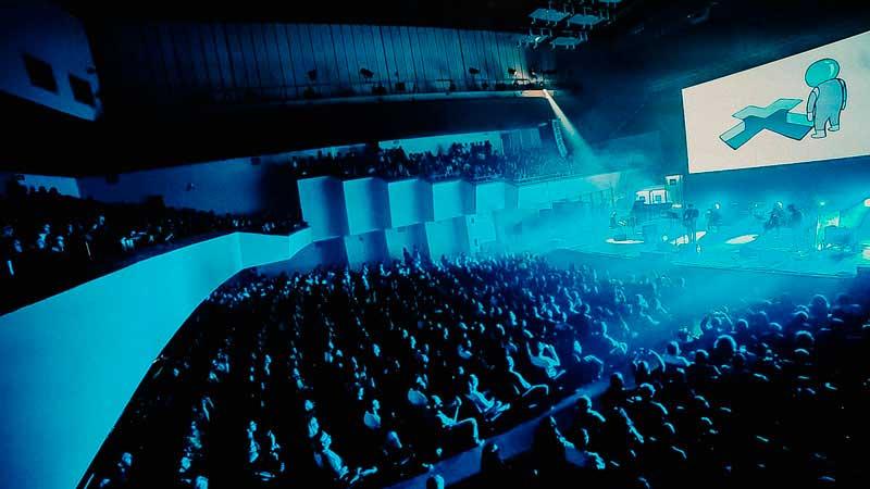 Los Planetas - Festival Deleste (foto: María Visuals)