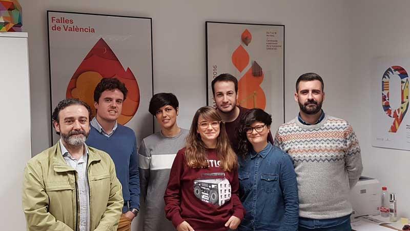 Comité selecció cartell Falles 2019