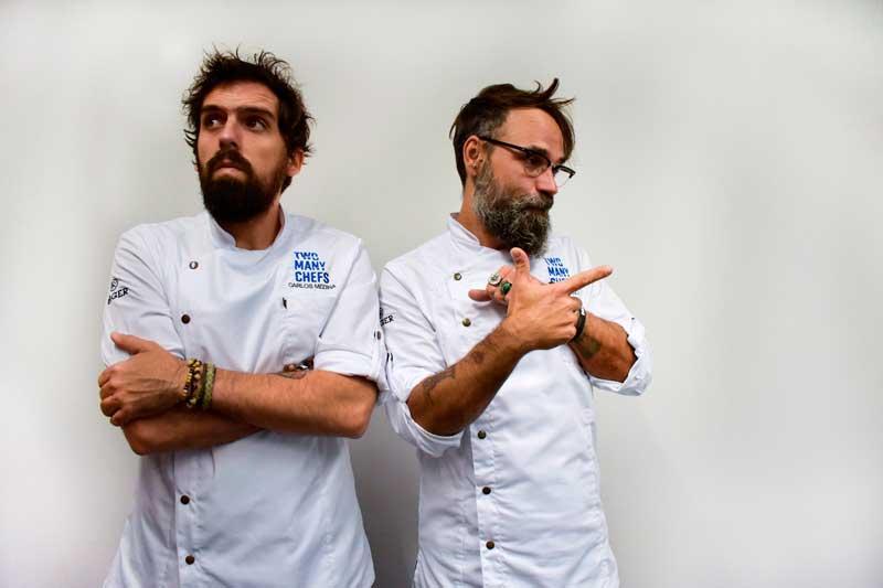 Carlos-Medina-Tomi-Soriano_Two-Many-Chefs