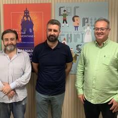 Pere Fuset rep Guillermo Serrano