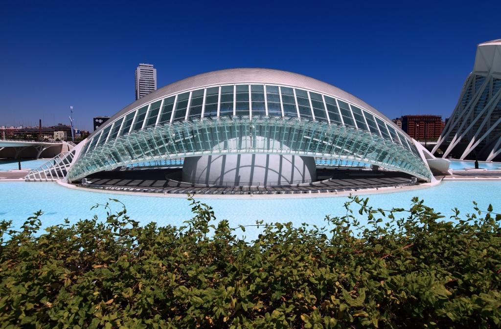 Notícies i guia turística de València - L'Hemisfèric