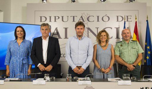 Presentació IX Volta Ciclista a la Província de València