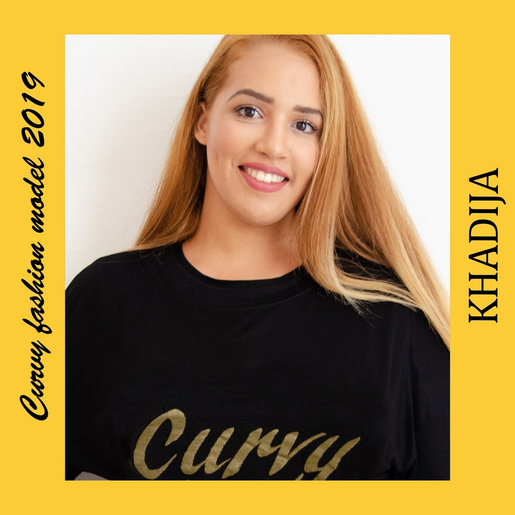 Curvy Fashion Model 2019