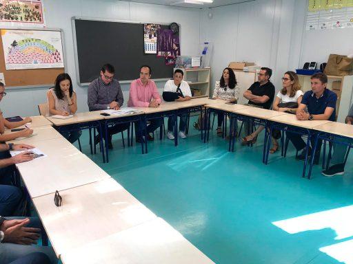 Reunió CEIP El Rajolar d'Aldaia