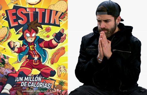 Esttik presenta su còmic a València