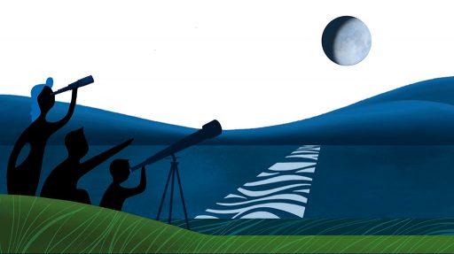 Observació de la Lluna