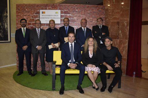 Premis solidaris ONCE 2019