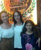Jéssica Miralles Luján, Fallera Major Falla Ferroviària 2020