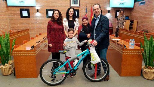 Aldaia - xiqueta bicicleta