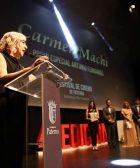 Carmen Machi, premi honorífici IV Festival de Cine Antonio Ferrandis