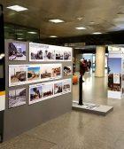 Exposició 25 anys tramvia a Benimaclet