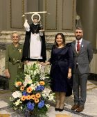 Inmaculada Atienza - clavariessa de Sant Vicent Ferrer