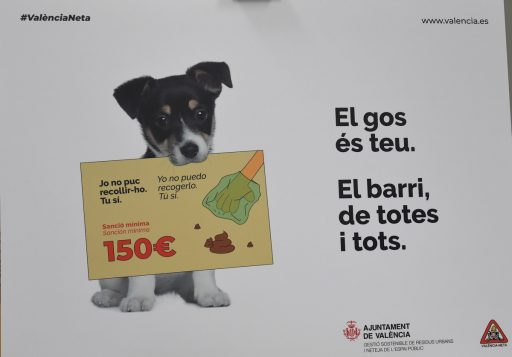 campanya excrements canins