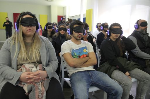Sun City - sessió multisensorial València futur