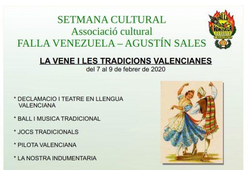 Setmana Cultural - Falla Veneçuela
