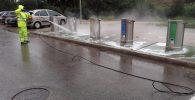 Picassent desinfecció espais públics