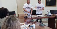 Ceballos i Sanabra - Falla Municipal Infantil 2021