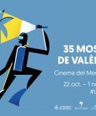 cartell Mostra de València - cartel Mostra de València
