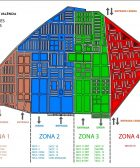 Zones Cementeri General zones Tots Sants