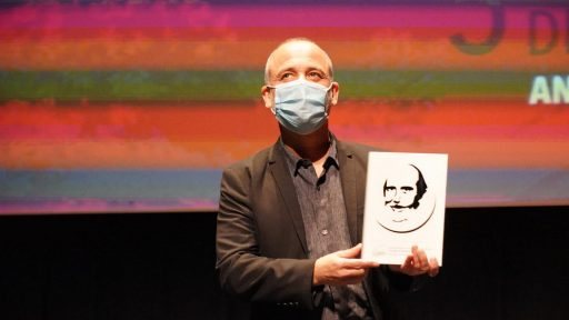 Javier Gutiérrez premi cinema / premio cine