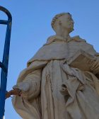 Sant Lluís Bertran restauració / restauración
