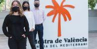 Mostra de València - Palmera Honor - Maria de Medeiros