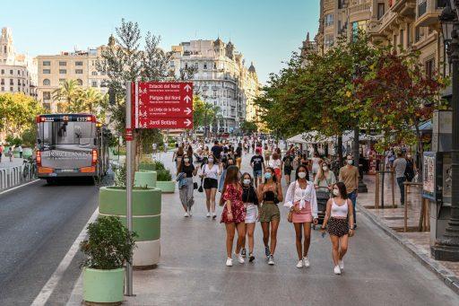 Brusel·les València - Bruselas València
