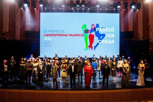 Premis Audivisual Valencià / Premios Audiovisual Valenciano