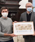 Felicitació Nadal alcalde Paco Roca / felicitación Navidad alcalde Paco Roca