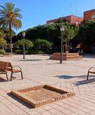 plaça Santiago Suárez Santi (Jardí de Senabre)