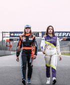 pretemporada W Sèries al Circuit / Nerea Martí i Marta García