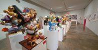Exposició Falla Municipal Infantil 2021