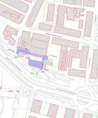 plaça Segòvia zona de vianants / plaza Segovia zona peatones