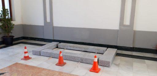 pedestal sarcòfag Blasco Ibáñez