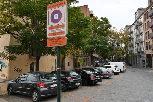 Elparking app ORA València