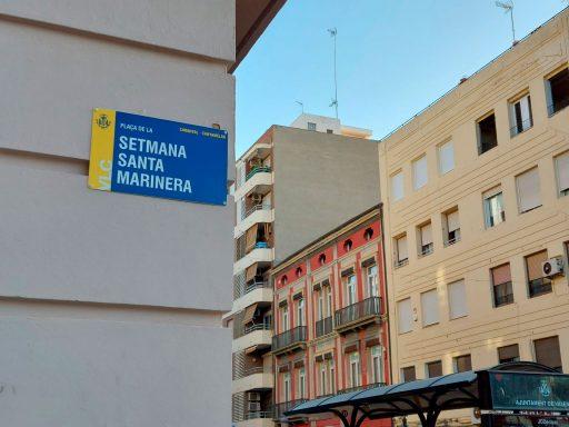 plaça Setmana Santa Marinera - plaza Semana Santa Marinera