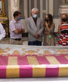Reial Senyera restaurada - Real Senyera restaurada