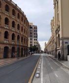 túnel carrer Alacant