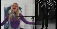 Duet Samantha - Nino Bravo / Mi tierra